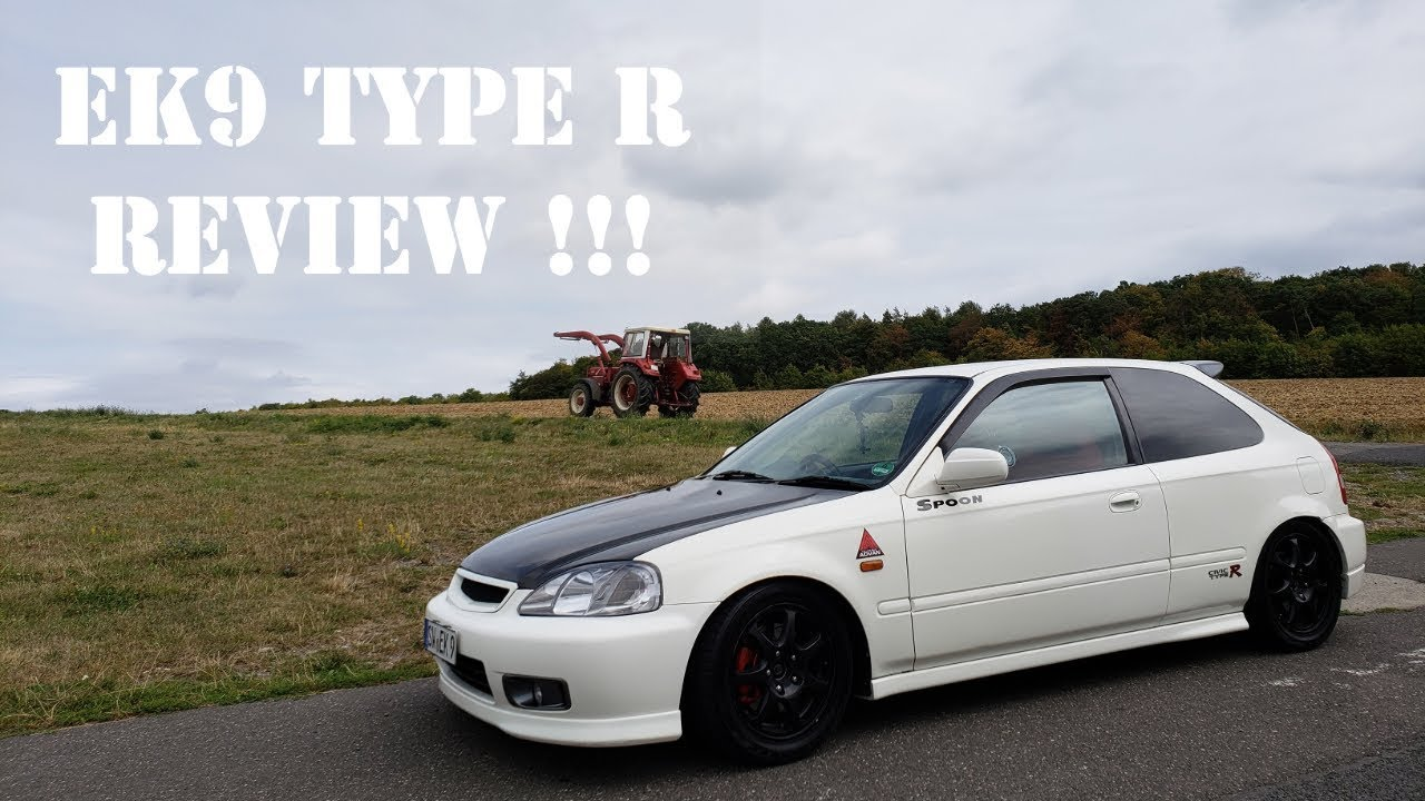 EK9 TYPE R REVIEW   THE PERFECT BACKROAD CARVER