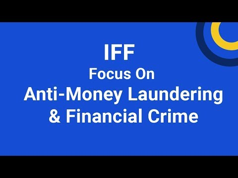 Focus On: Anti Money Laundering & Financial Crime Online Academy