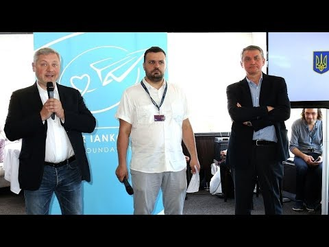 5Канал: Вдруге в Каннах відбувся бізнес-ланч MEET UKRAINIAN PRODUCERS