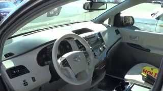 Продажа авто в Америке (США) Toyota Sienna, Мега Авто.
