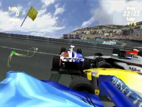 Formula One 99 Ps1