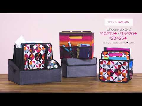 Thirty-One Gifts January 2019 Monthly Specials Mp3