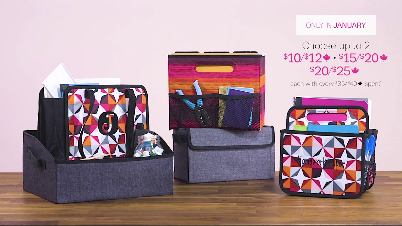 Thirty One Gifts January 2019 Monthly Specials Youtube