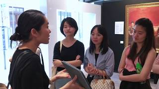 Do you know that Hong Kong is the third largest art market in the w...