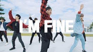 [AB] 방탄소년단 BTS - I'm Fine   커버댄스 DANCE COVER (with DONGKIZ)