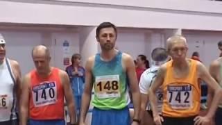 Зимний чемпионат С.-Петербурга по лёгкой атлетике среди ветеранов, часть  1