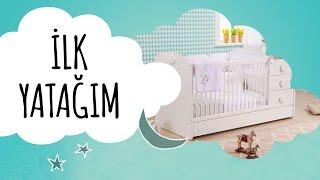 Bebek Odası Dekorasyonu - Bebekler İçin Yatak Seçimi   Defne'nin Vlog'u