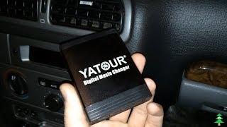 Yatour YT-M06 (USB, SD, AUX)