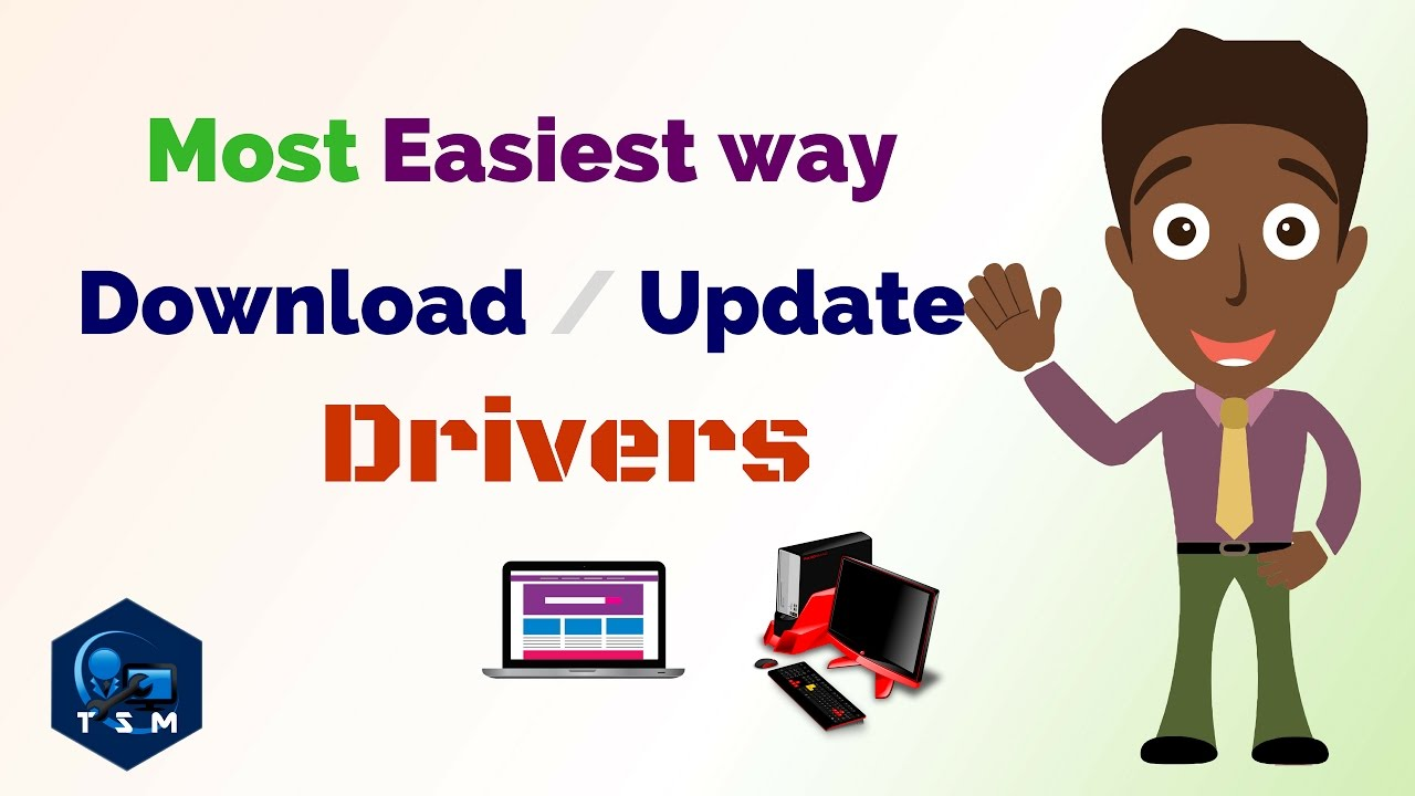 How to Update or Download Drivers using DRP Solution Pack | PC or Laptop |  tsm computer world