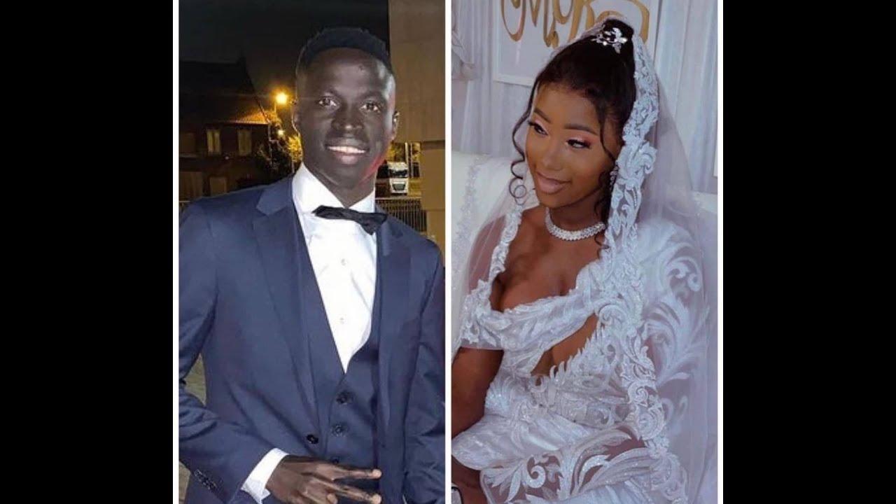 Le Footballeur Sénégalais Krépin Diatta S'Est Marié: Découvrez L'Heureuse Élue-Photo