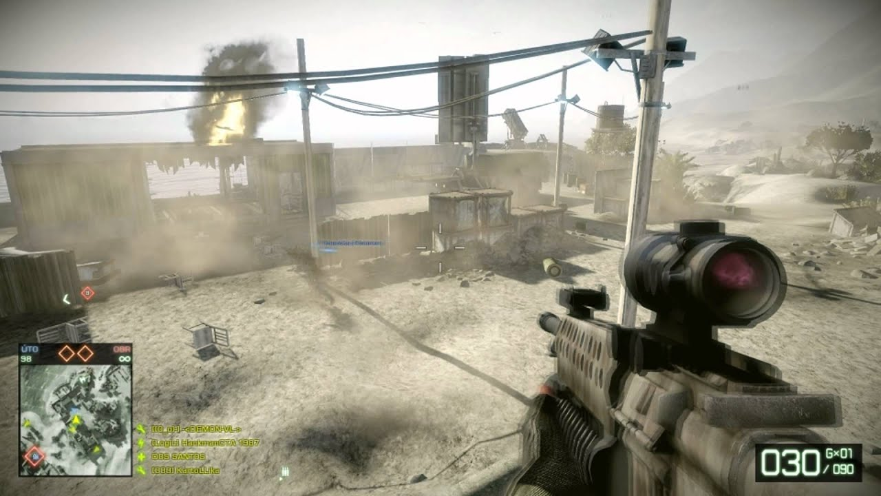 Battlefield bad company 2 online key pc