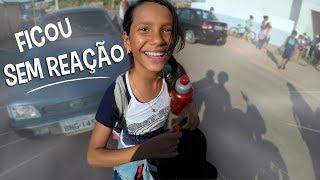 BUSQUEI MINHA FILHA NA ESCOLA DE HORNET E OLHA A REAÇÃO DELA