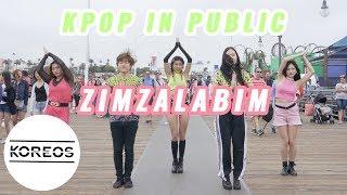 Baixar K-POP IN PUBLIC: [Koreos] Red Velvet 레드벨벳 - Zimzalabim 짐살라빔 Dance Cover 댄스커버