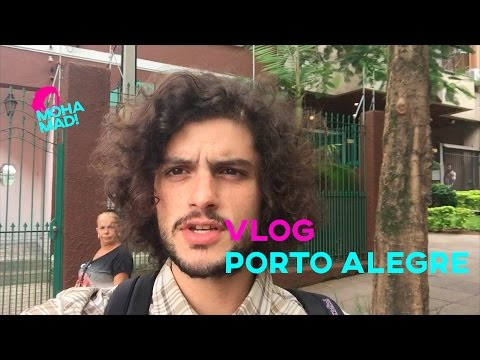 Vlog Porto Alegre| Mohamad Hindi