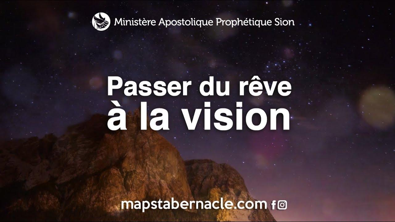 Passer du Rêve !💭à la Vision
