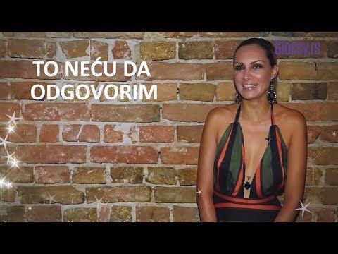 Glossy lično – Jelena Gavrilović: Padam na glupe fore za muvanje