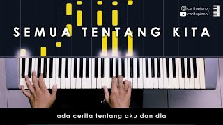 Peterpan - Semua Tentang Kita (Piano Tutorial)