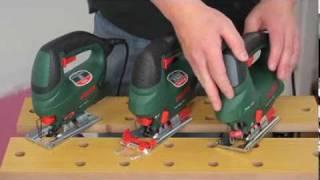 Bosch PST Compact Jigsaw Range