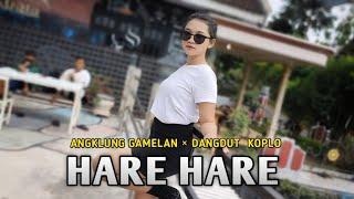 Dj Hare Hare Hare • Dj India Terbaru Hum To Dil Se • Slow Angklung × Dangdut Koplo Tiyok AMK
