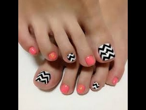 Decoraciones de u as para los pies 2017 youtube for Decoracion unas en pies