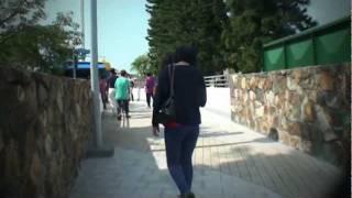 Tour of Ocean Park Hong Kong 2011