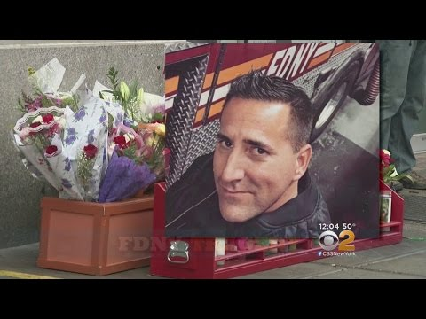 FDNY, Community Mourn Veteran Firefighter