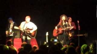 Of Monsters and Men - King and Lionheart - In the Venue 2012