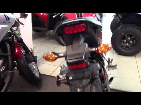 2018 Honda CB650F Base - New Street Bike For Sale - Burbank, Ohio