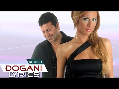 DJOGANI - Ne veruj - Lyrics video