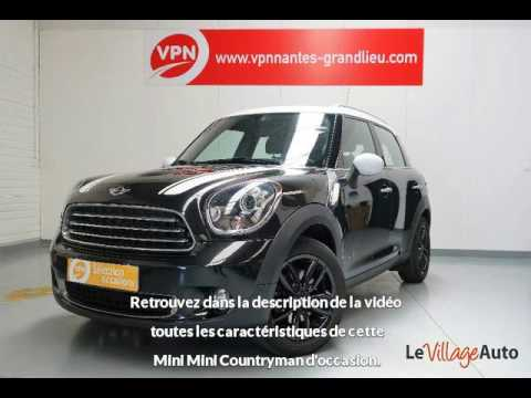 Mini Mini Countryman Cooper D 112ch Pack Chili All4 Bva à Vendre à