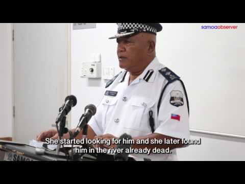 Two drown  in Savai'i –  Police report