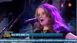 amira willighagen sings live opera at television action philippines 11 18 2013