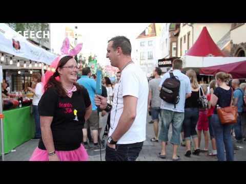 Stadtfest in Singen (Hohentwiel) am Bodensee, 22.06.2013