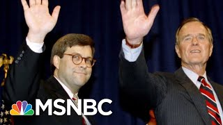 Who Is Jeff Sessions' Replacement For Attorney General? | Velshi & Ruhle | MSNBC
