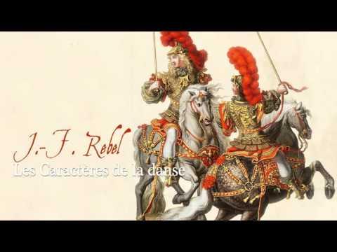 J.-F. Rebel: Ballets sans Paroles [Pratum Integrum]