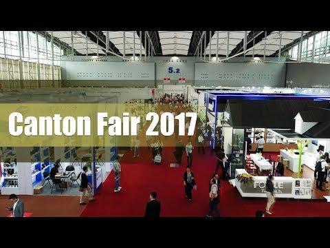 Live: 25,000 exhibitors gather at Canton Fair 2017买买买!一起来逛2017秋季广交会吧
