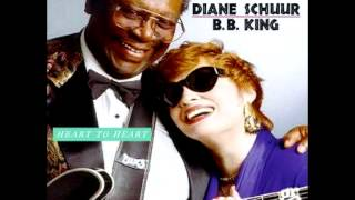 B B  King & Diane Schuur   Spirit In The Dark