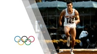 Athletics - Men's Long Jump - Highlights | Tokyo 1964 Olympics