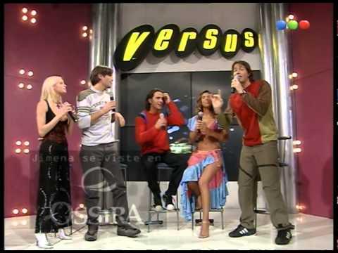 Santiago, Natalia y Fernando de GH - Versus