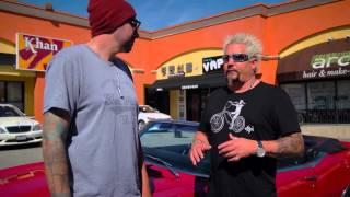 Guy Fieri Talks Cars with Black Widow Exhaust