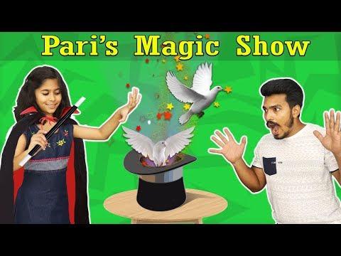 Wow Kids Doing Magic Show | Very Easy Magic Tricks For Kids