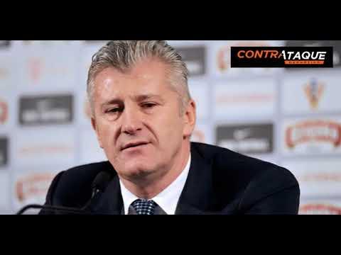 Davor Šuker habla del desempeño de...