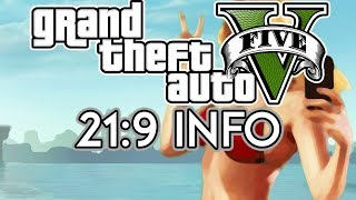 Grand Theft Auto V | 21:9 Review [2560x1080/60fps/Ultrawide]
