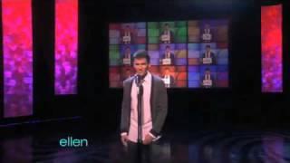 Mike Tompkins on The Ellen Degeneres Show - Beatbox / A Capella