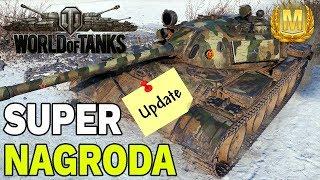 SUPER NAGRODA - WORLD OF TANKS