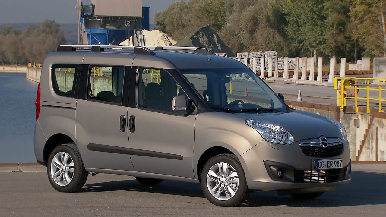 2012 opel combo tour youtube. Black Bedroom Furniture Sets. Home Design Ideas