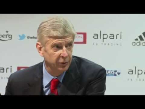 Arsene Wenger: why Santi takes the pens and top 4 is vital