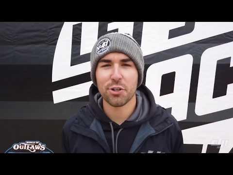 Track Talk - David Gravel - Eldora Speedway