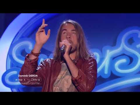 SUPERSTAR - Dominik Gerda - Carry You Home (James Blunt)