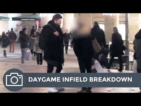 Daygame Infield Breakdown in Stuttgart